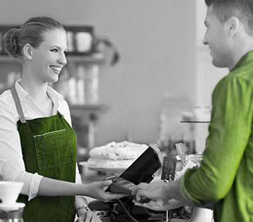 FLEXIPOS – lisämyyntiä ja asiakastyytyväisyyttä Happy or not? Isompi ateriakoko? FlexiPOS-sovellus automatisoi lisämyynnin ja asiakastiedon keruun suoraan maksupäätteestä. Lue lisää flexipos