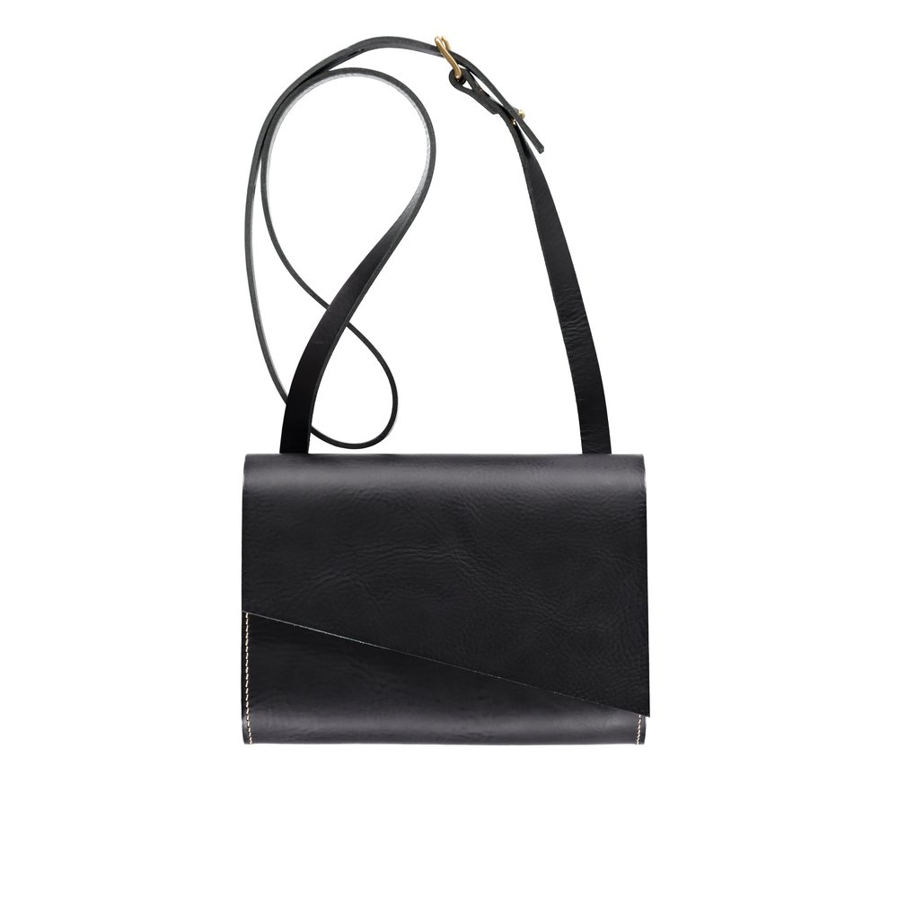 - Pioneer Shoulder Bag Black - £245
