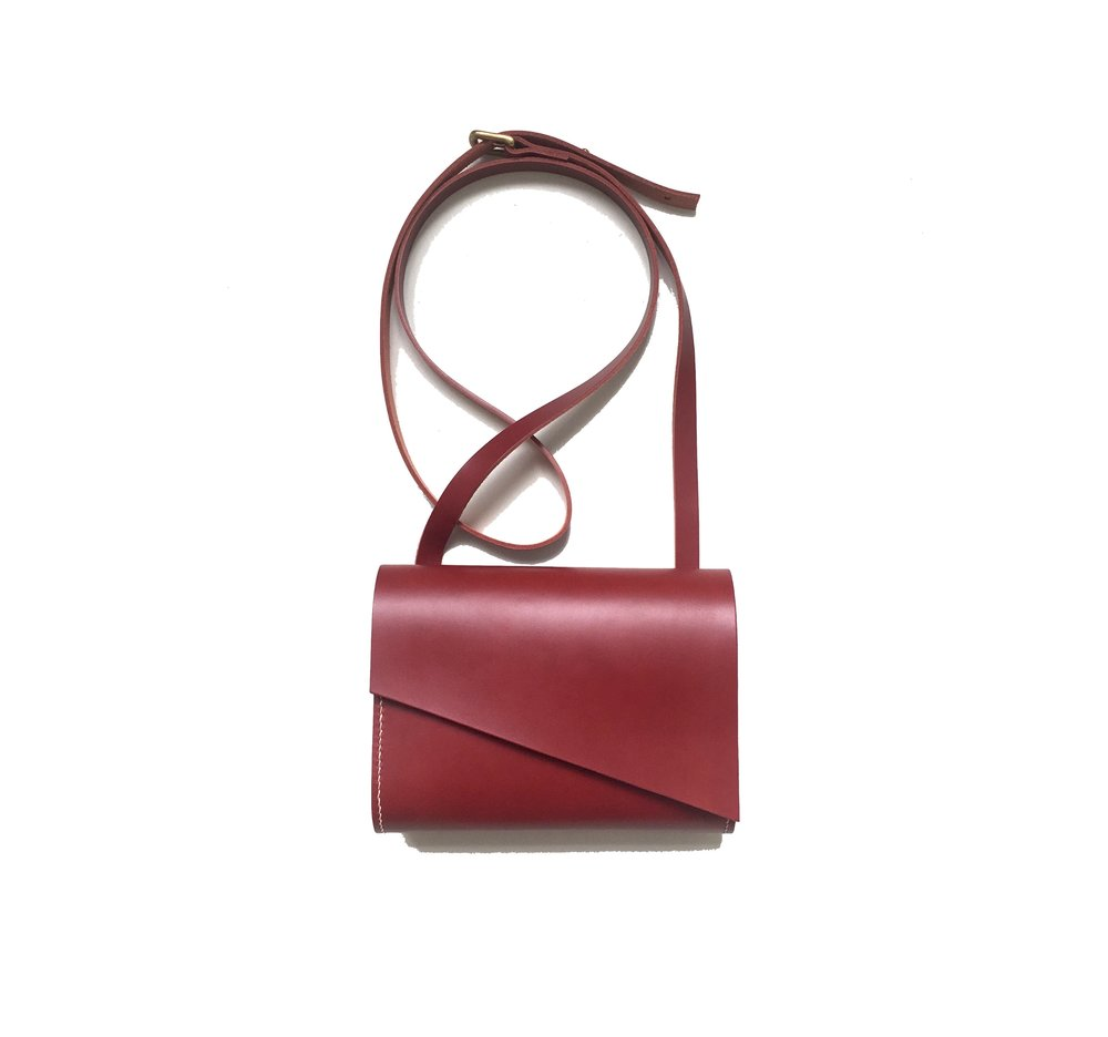 - Pioneer Mini Shoulder Bag Red - £185