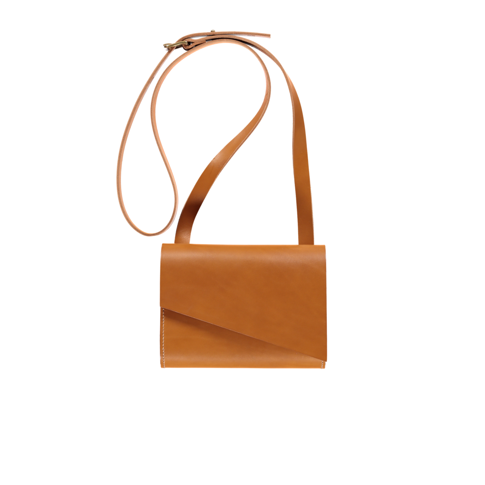 - Pioneer Mini Shoulder Bag Tan - £185