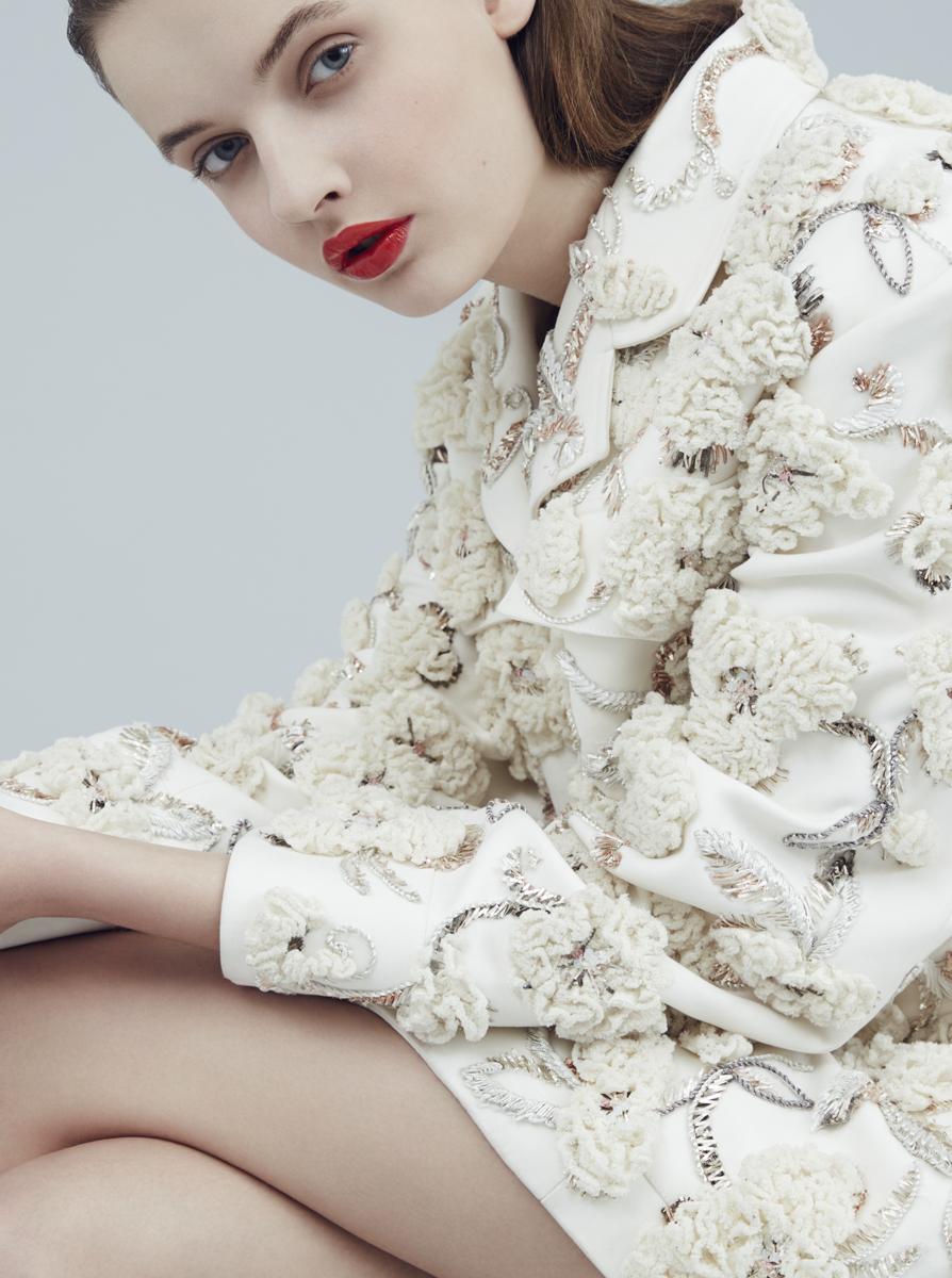 Harper's Bazaar Dior Beauty