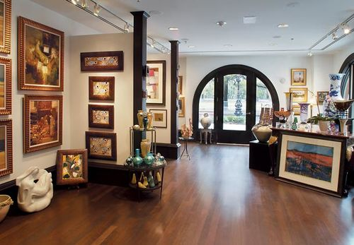 Grand Bohemian Gallery | Photo by Art March Savannah