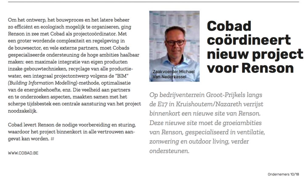 Samenwerking_Renson_Cobad