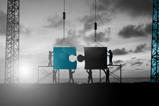 BOUWPUZZEL - Bouwen is altijd een stukje puzzelen. Het vraagt coördinatie, voorbereiding en opvolging. De missie van Cobad is de complexiteit, regelgeving en eisen van een bouwproces voor jou, onze klant, op te vangen. Onze sleutel tot succes is onze aanpak : gestructureerd werken met respect voor alle betrokken partijen.
