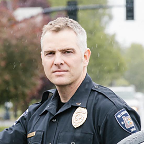 Lt. Richard Goerling, TEDxWashingtonSquare, 10.15.16