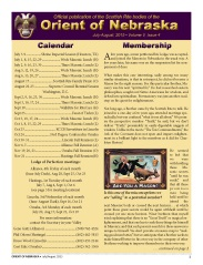 July-August 2015 Volume V, Issue 4