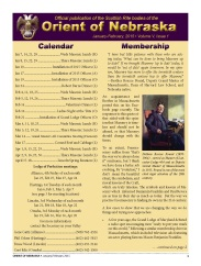 Jan-February 2015 Volume V, Issue 1