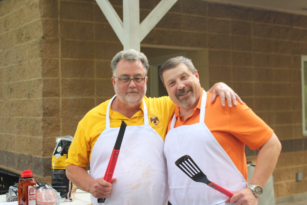 Culinary Masters Charlie Marchand and Gary Unger