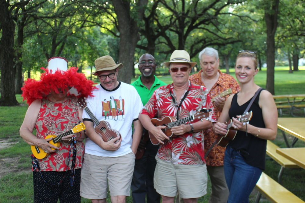 The Omaha Ukelele Club