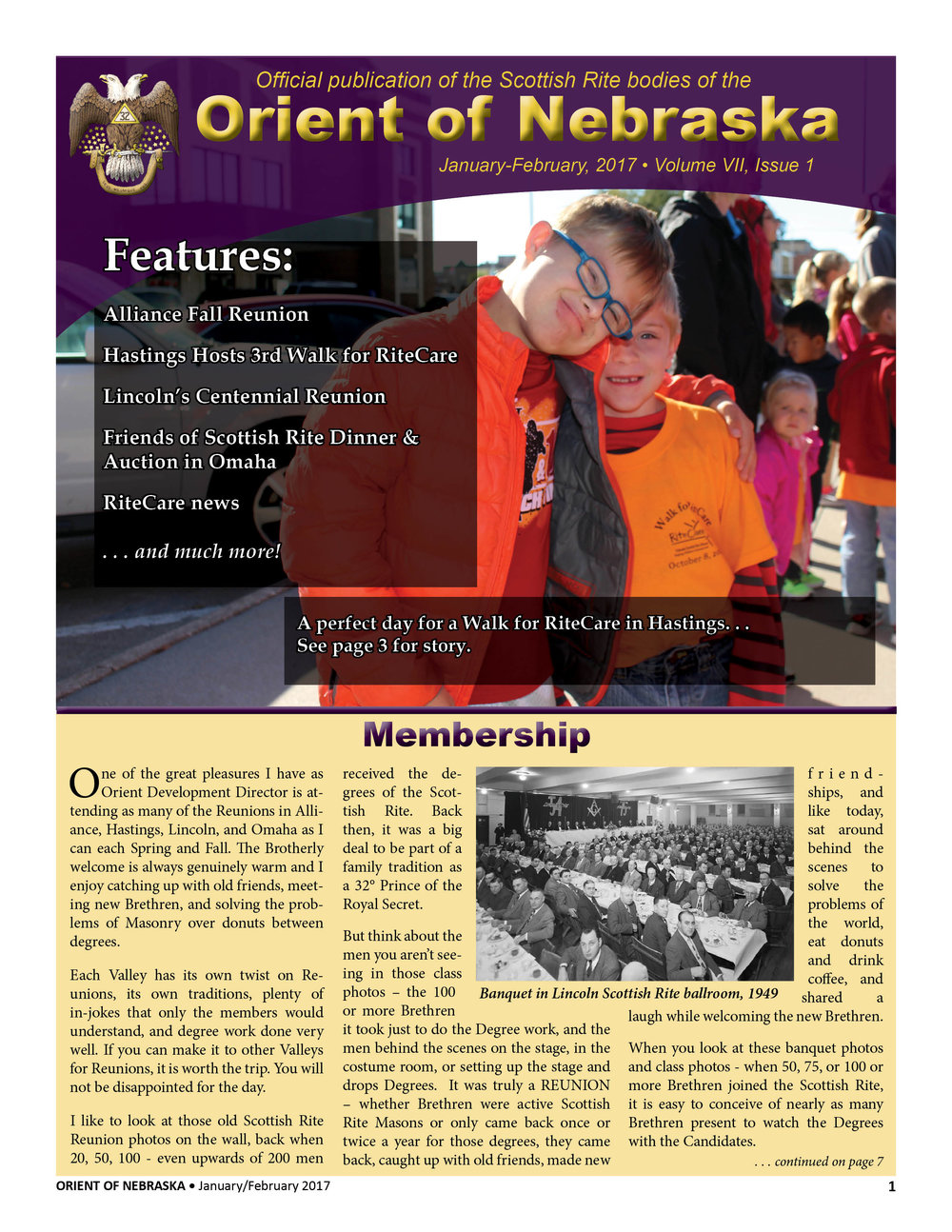 Jan-February 2017 Volume VII, Issue 1