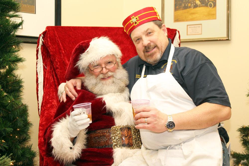 Santa Claus and Gary Unger.JPG
