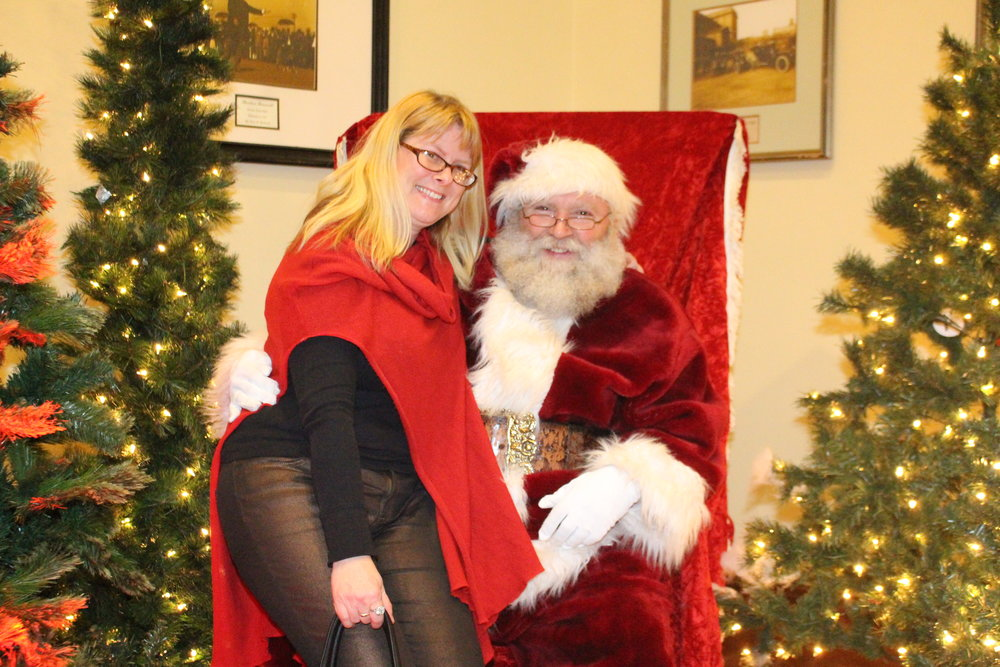 Jenn Carter and Santa.JPG