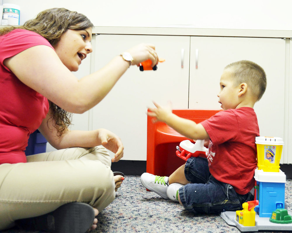 Your Century Club donations have supported speech therapy for Nebraska children since 1979.
