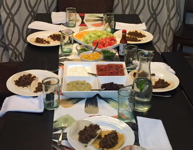 Taco Tuesday! — A Day With Lauren