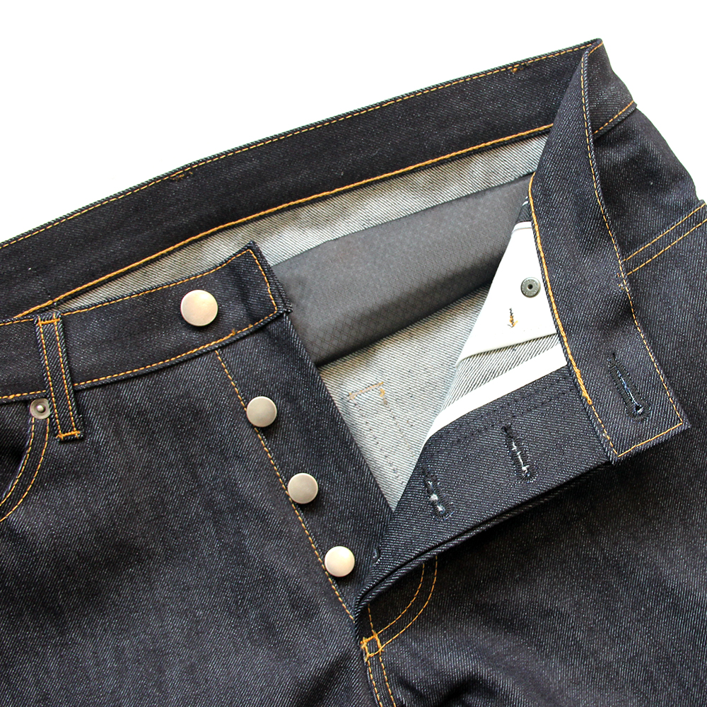 Resolute Bay Cycling Jeans / Japanese Denim / Made In England