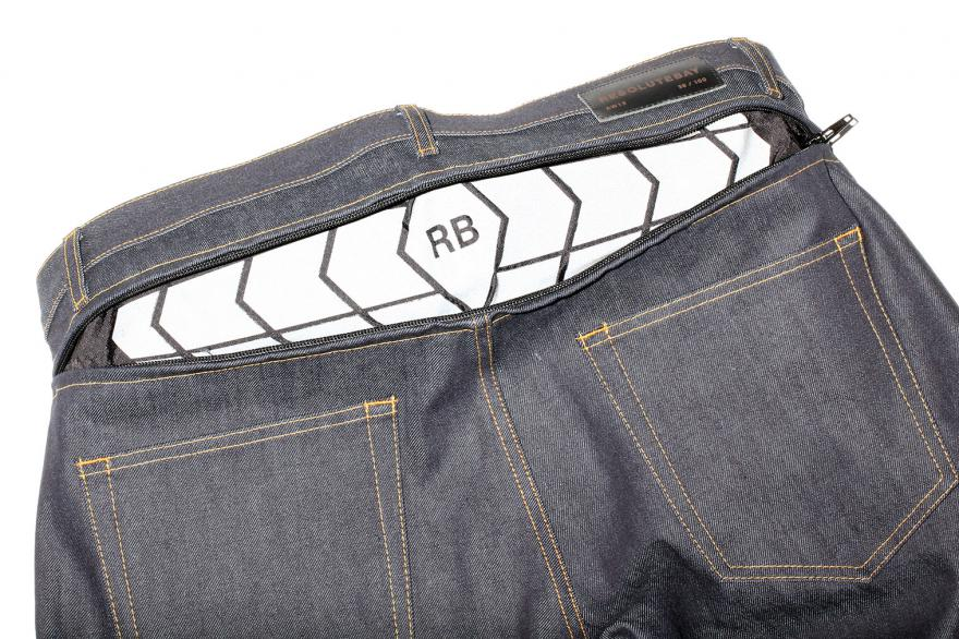 Road.cc cycling jeans