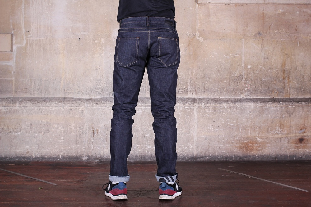 Resolute Bay - Cycling Commuter Jeans
