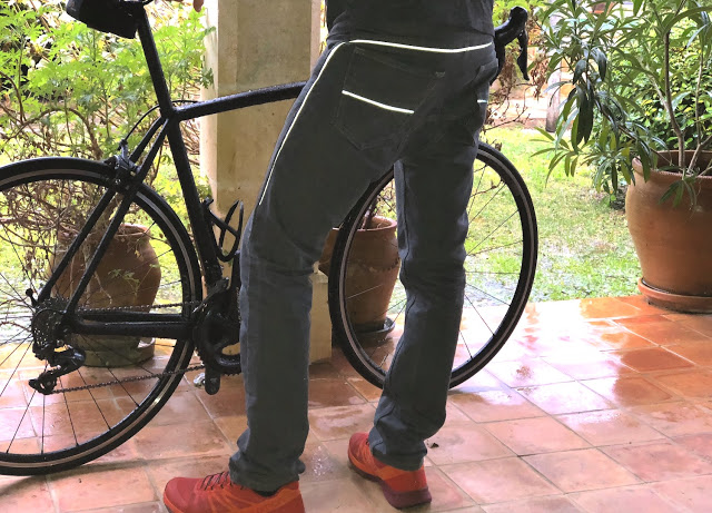 CYCLING JEANS RESOLUTE BAY