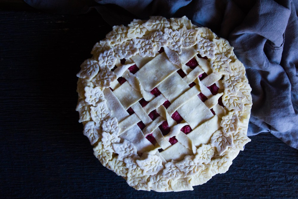The Judy Lab Vodka Pie Crust
