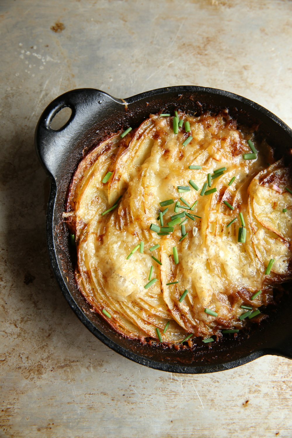 The Judy Lab Scalloped Potatoes with Chive Butter.jpg