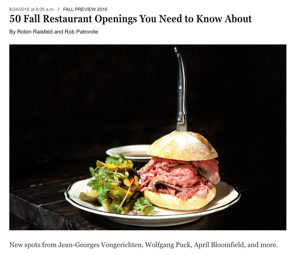 New York Magazine  food styling /photo: Judy Kim