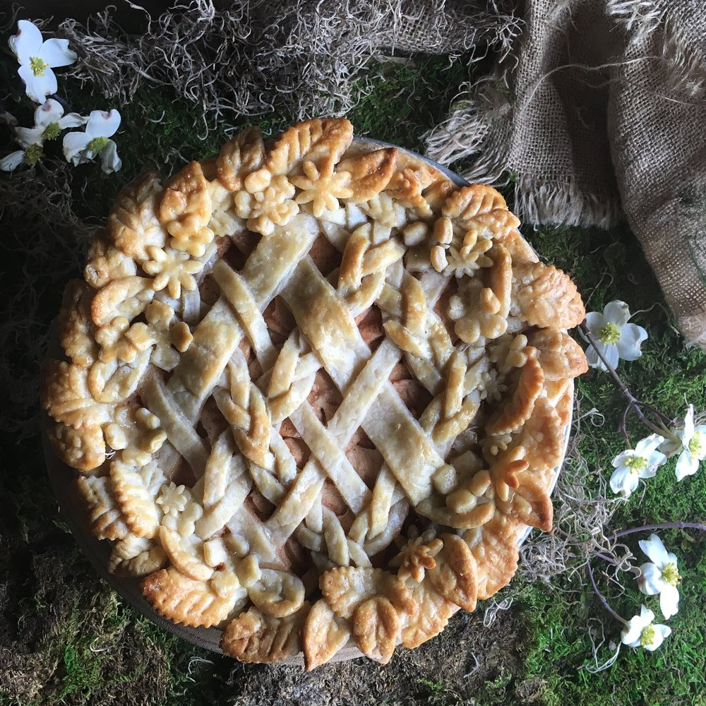 PIE WORKSHOP WITH JUDY KIM