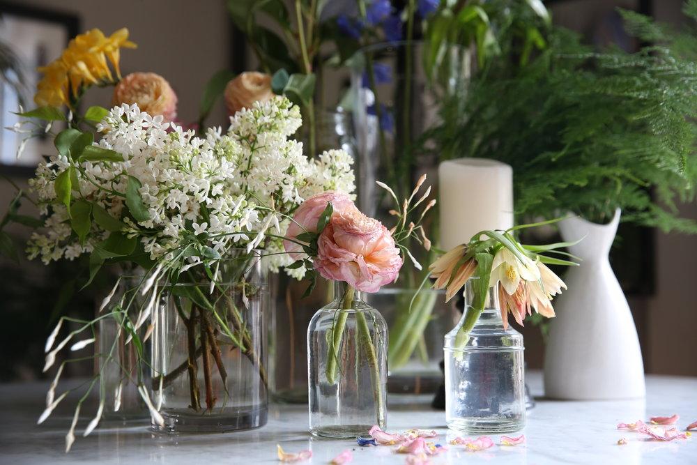 Floral design Judy Kim