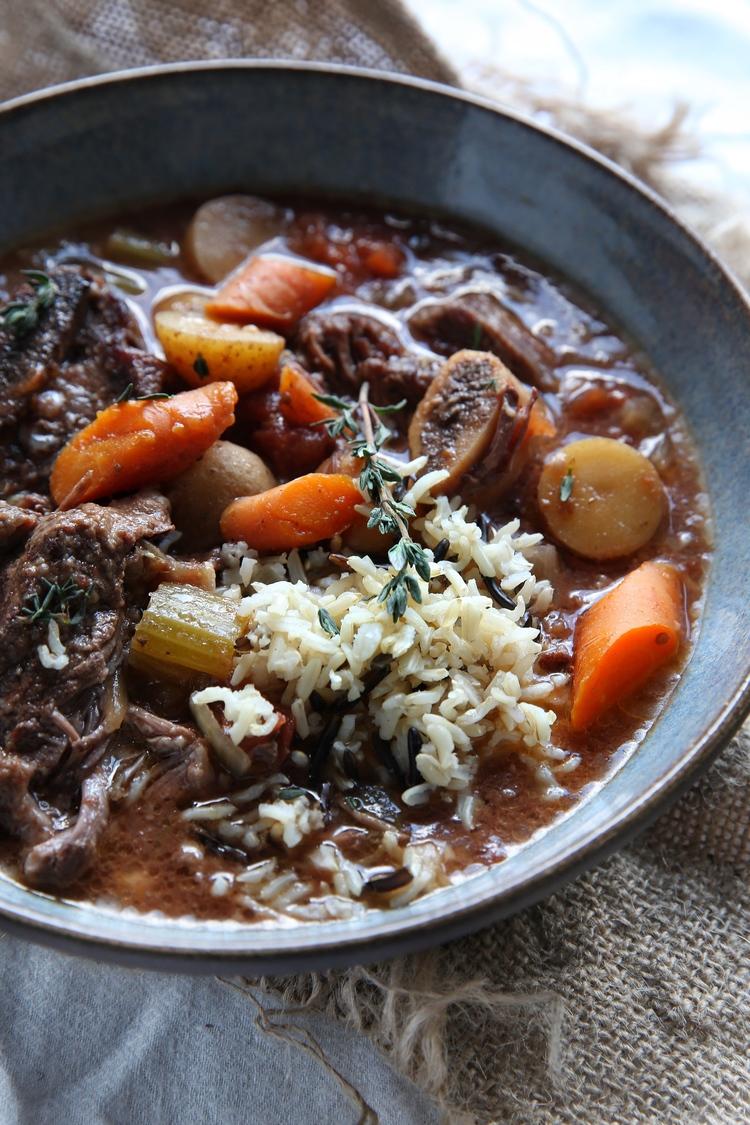 Judy Kim, Slow Cooker Short Rib Stew, Delish