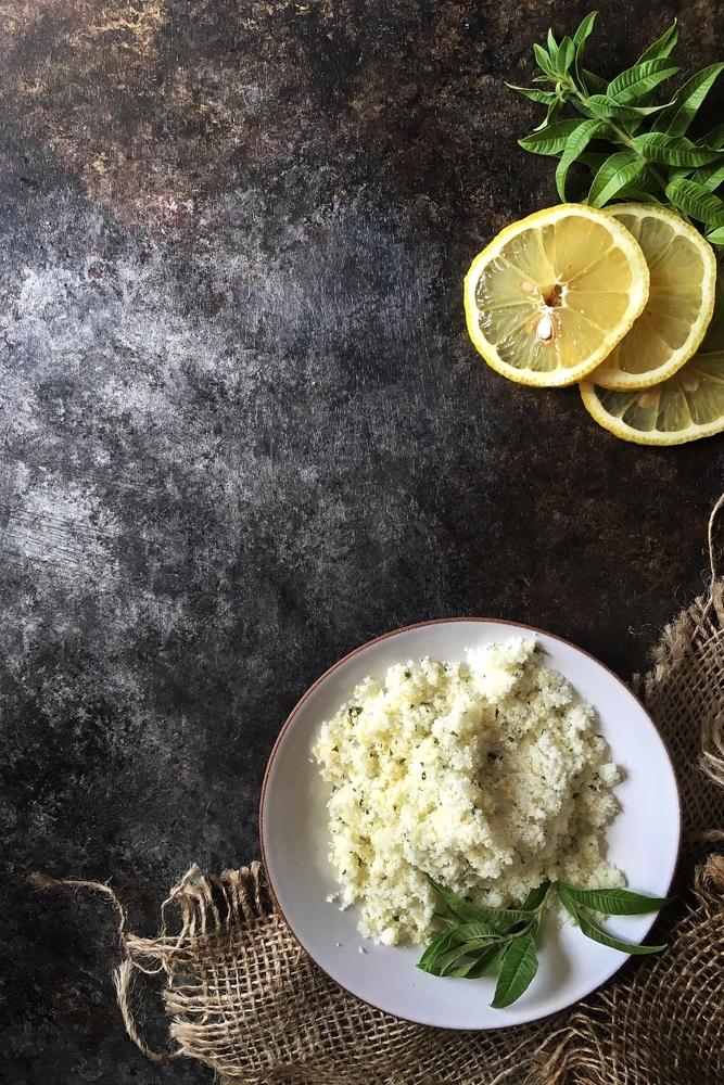 Judy Kim, NYC Food Stylist, Lemon Verbena Sugar