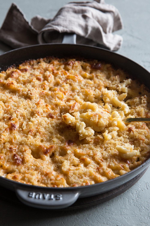 Macaroni and Cheese by Judy Kim