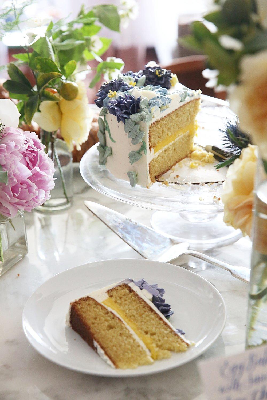 Judy Kim, Olive Oil Cake