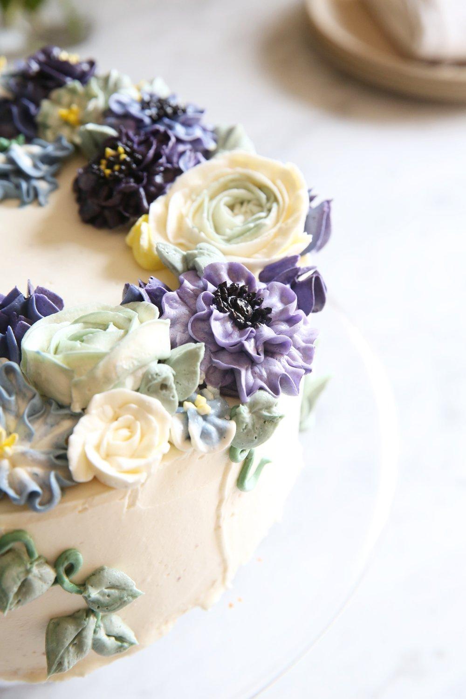 Judy Kim cake decorating workshop