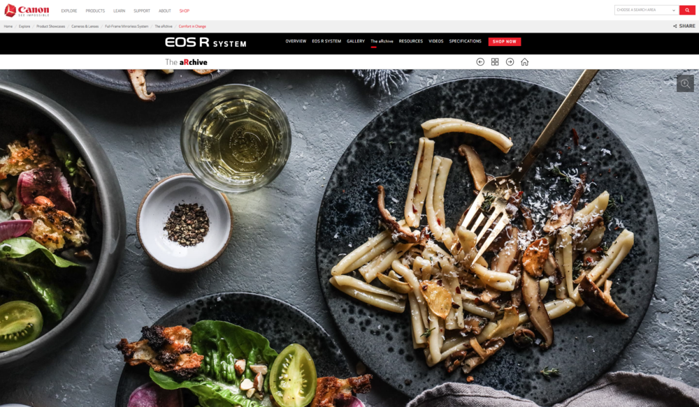 Photography and Food Styling: Judy Kim