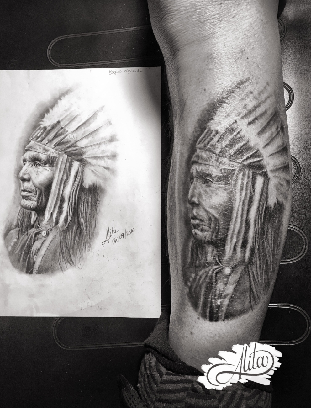 Indian Chief Joseph