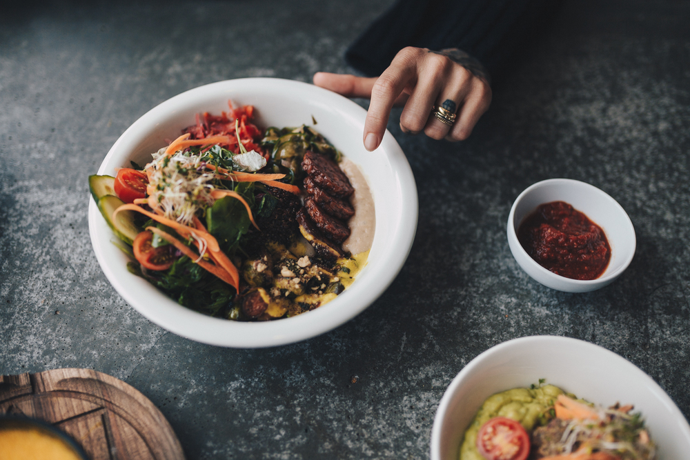 the bowl berlin plantbased lifestylephotograph