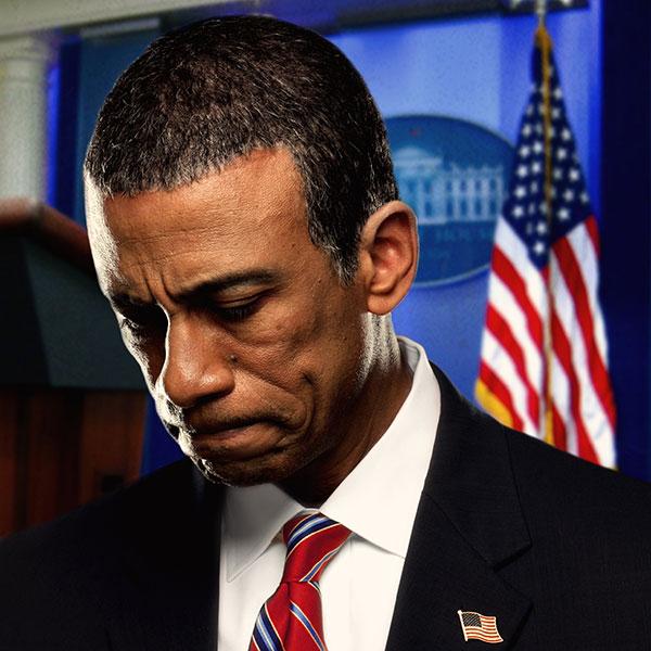 Ron Butler, Barack Obama
