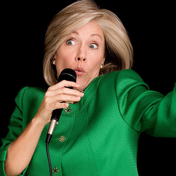 Rosemary Watson, Hillary Clinton