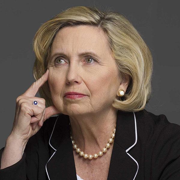 Teresa Barnwell, Hillary Clinton
