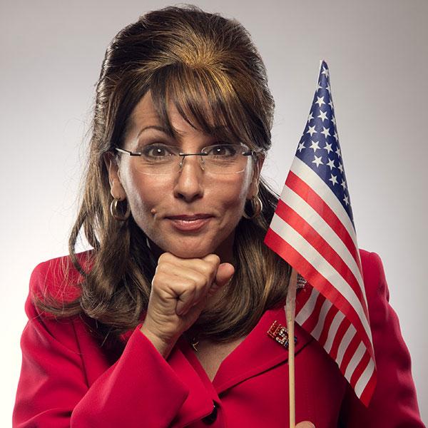 Sonia Keshishian, Sarah Palin
