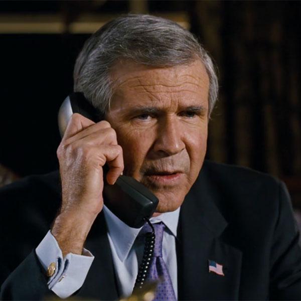 Brent Mendenhall, George W. Bush