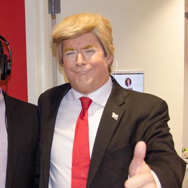 Anthony Atamanuik, Donald Trump