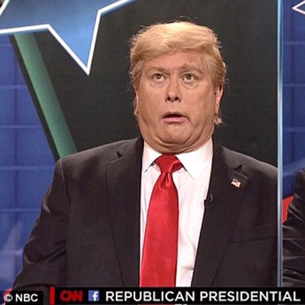 Darrell Hammond, Donald Trump
