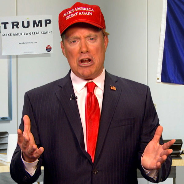 Bob DiBuono, Donald Trump