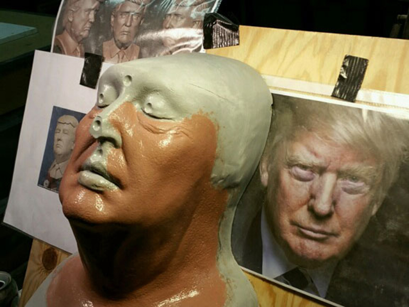 Trump Chin Sculpt