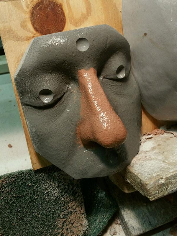 Trump Nose Sculpt