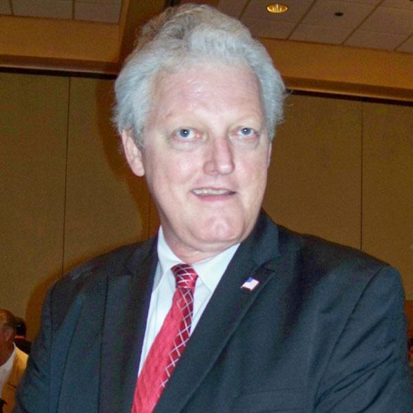 Dale Leigh, Bill Clinton