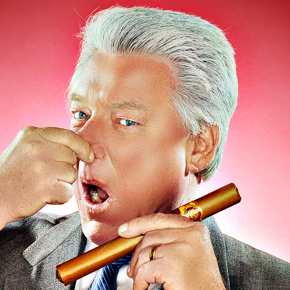 Bill Clinton (Tim Watters)