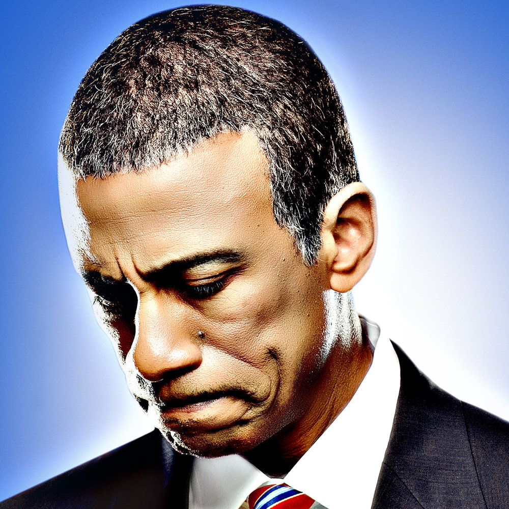 Barack Obama (Ron Butler)