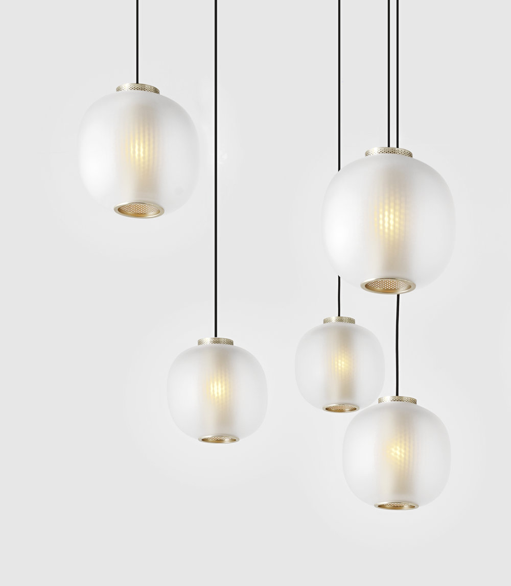 Bloom Pendant / Tim Rundle for RESIDENT Product Link SPEC SHEET