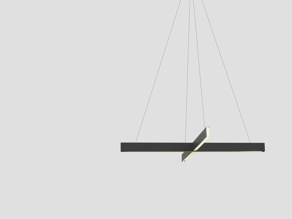 Cross Pendant / Resident Studio for RESIDENT Product Link SPEC SHEET